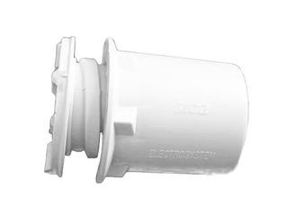 Conector Caño Rigido 25mm Pvc Ip40 Electrosystem Sica X 10