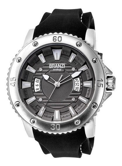 Reloj Branzi Orologi Acero Inoxidable Original By Citizen