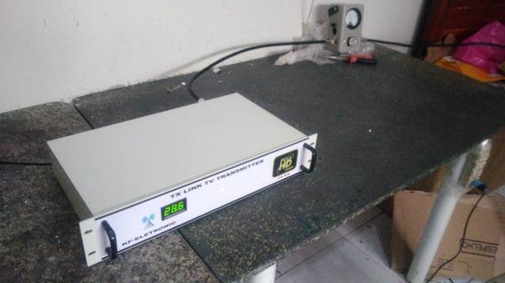 Transmissor Tv Digital Full Hd Link Ponto A Ponto