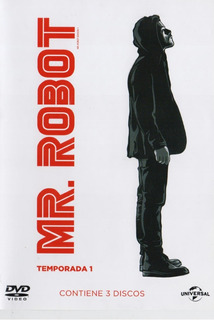 Mr Robot Primera Temporada 1 Uno Dvd