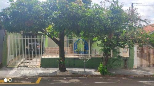 Casa Com 3 Dormitórios À Venda, 150 M² Por R$ 220.000,00 - Vila Maceno - São José Do Rio Preto/sp - Ca2462