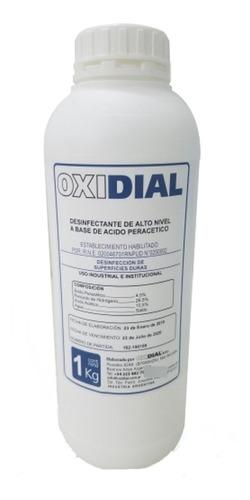 Acido Peracetico Oxidial Por 1 Litro- Cerveza Artesanal