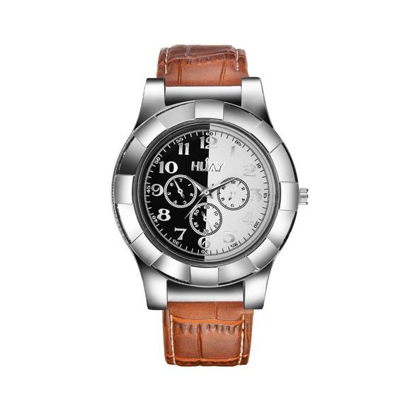 Relógio De Pulso Masculino 2 Em 1 Importado