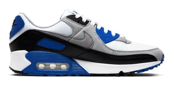 Zapatillas Nike Hombre Air Max 90 Cd0881102 Envio Gratis Dm
