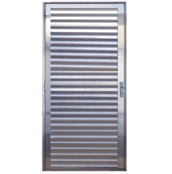 Porta Palheta Alumínio Brilhante L25 2,10 X 0,80 Promoção