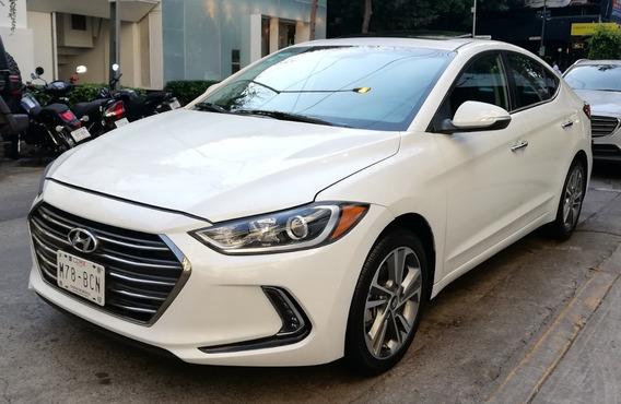 Impecable Hyundai Elantra Limited Tech Navi