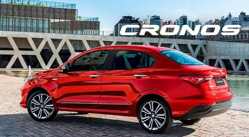 Fiat Cronos 1.8 16v Precision At6 Pack Premium 2021