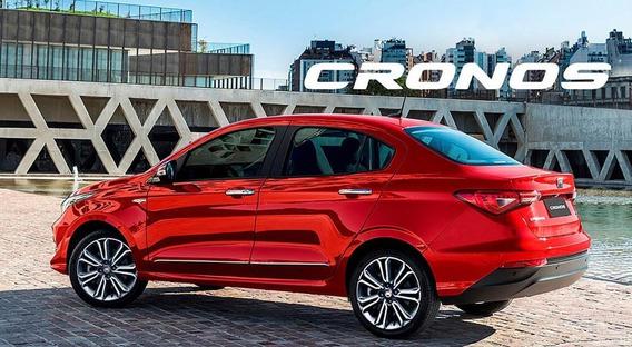Fiat Cronos 1.8 16v Precision At6 Premiun 2020