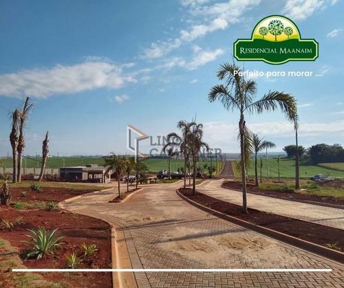 Terreno Em Condomínio Em Gleba Fazenda Palhano - Londrina, Pr - 589