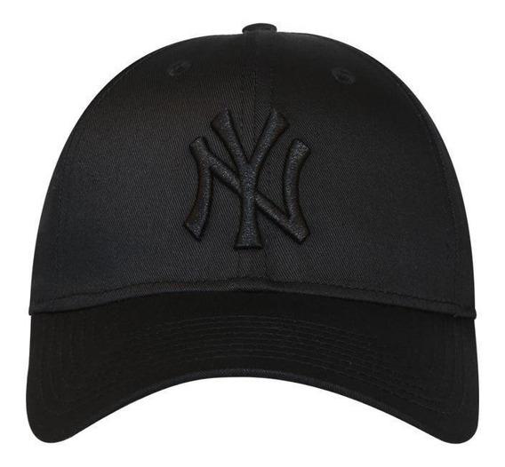 Gorra Beisbol Yankees Negra Original Envío Gratis