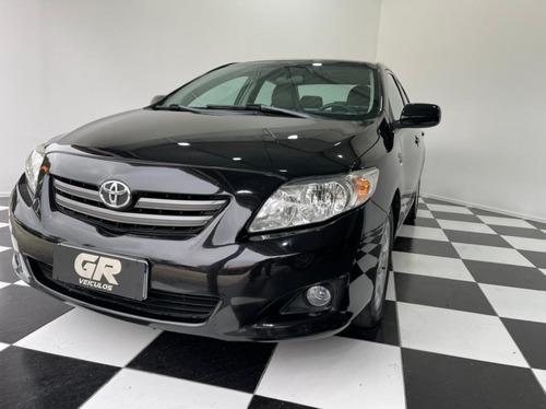 Imagem 1 de 12 de Toyota Corolla 1.8 Gli 16v Flex 4p Automático