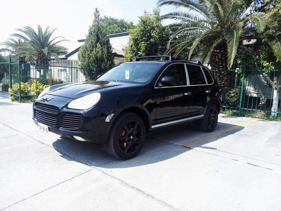 Blindada 2006 Porsche Cayenne Nivel 3 Plus Blindados