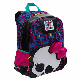 Mochila Infantil Monster High G 63581-00