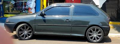 Volkswagen Gol 1.0 Plus 2p Gasolina 2002