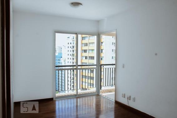 Apartamento Para Aluguel - Higienópolis, 1 Quarto, 50 - 893045131