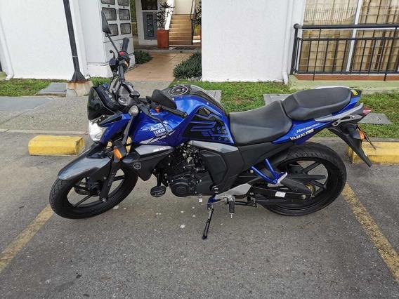 Yamaha Fz 2.0 Race Blue 2019