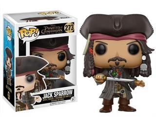 Funko Pop - Pirtates Of The - Jack Sparrow #273 Original