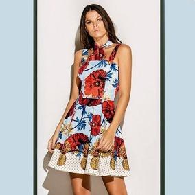 Vestido Fem Charry Floral