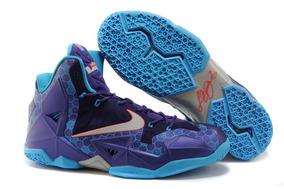 Nike Lebron 11 Charlotte Hornets Original Pronta Entrega