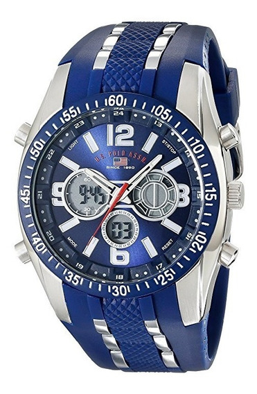 Reloj De Hombre Polo Modelo:us9284 Original