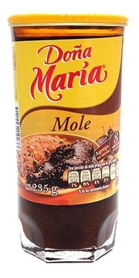 Doña Maria Mole Rojo 235 Gr