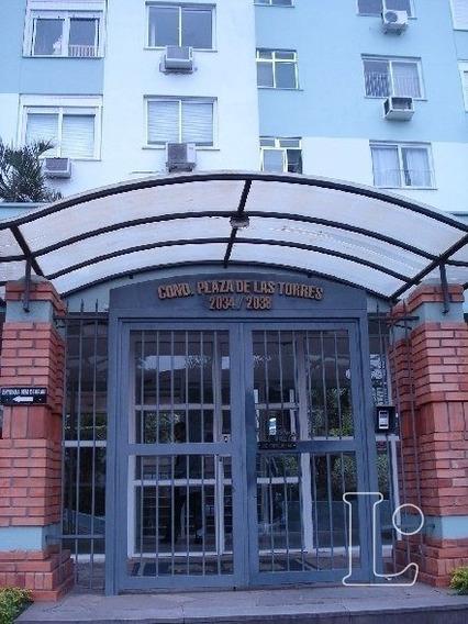 Apartamento Em Cristal Com 1 Dormitório - Lu273457