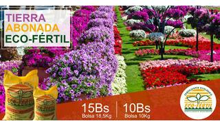 Tierra Abonada - Abono Fertilizante