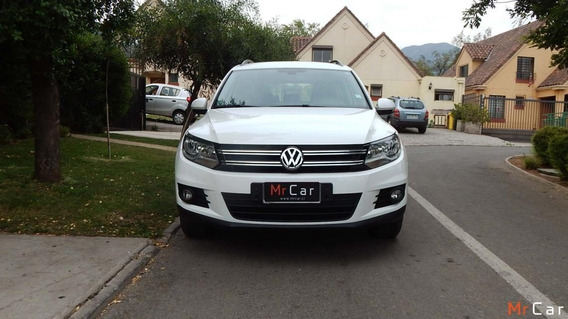 Volkswagen Tiguan Fl Comfortline 4x4 2012