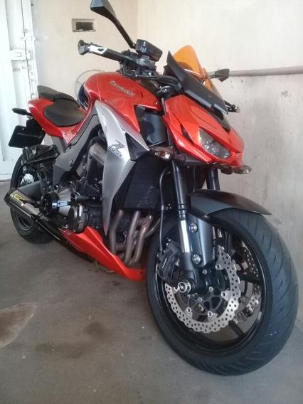 Kawasaki Z1000 Ano 2015 (10.200 Km) Somente Venda