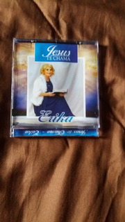 Erika - Jesus Te Chama - Cd Vol 01 Voz + Playback