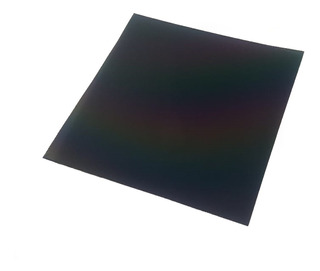 Película Polarizada 11x10cm Display,painel Bordo,carro Ok