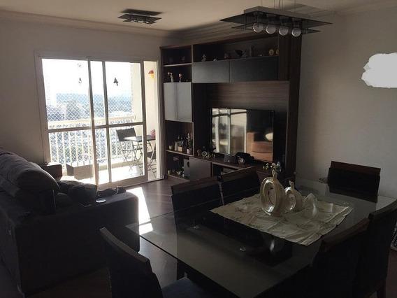 Apartamento Em Jaguaré, São Paulo/sp De 82m² 3 Quartos À Venda Por R$ 540.000,00 - Ap77348