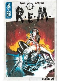 R.e.m Caso 1 - Revista Cómics - Historieta Go Up