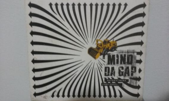 Cd Mind Da Gap - Matéria Prima