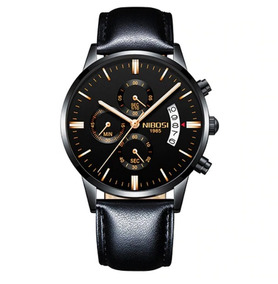 Relógio Masculino Original Nibosi Prova D