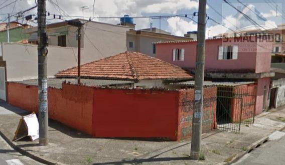 Terreno Para Venda Em Santo André, Parque Novo Oratório - Ve1492