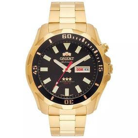 Relógio Orient Automático 469gp078 P1kx