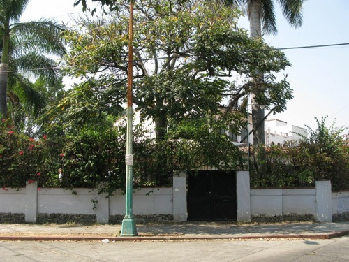 Casa Sola En Club De Golf / Cuernavaca - Cam-1619-cs