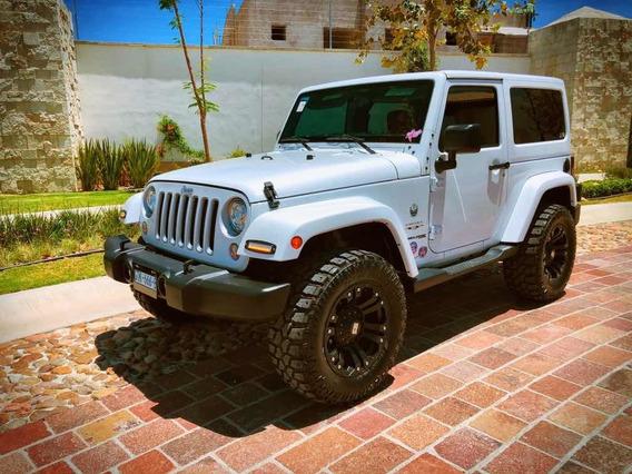 Jeep Wrangler 3.6 Sahara 4x4 Mt 2018