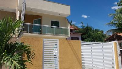 Casa Com 3 Dormitórios À Venda Por R$ 475.000 - Itaipu - Niterói/rj - Ca0606