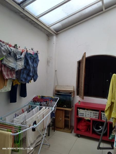 Casa Para Venda Em Taboão Da Serra, Jd Caner, 3 Dormitórios, 1 Suíte, 1 Banheiro, 3 Vagas - 1670_1-864093