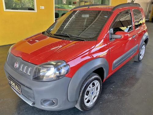 Fiat Uno 2012 Flex 1.0 Completo 2 Portas