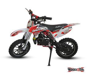 Mini Moto Off-road 49cc 2 Tempos Partida Elétrica