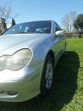 Mercedes-benz C200 Kompressor Avantgarde 2001