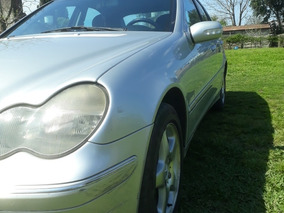Mercedes-benz Clase C C200 Kompressor Avantgarde 2001