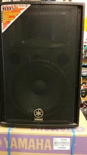 Bafle Yamaha R115 500w 8 Ohms