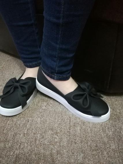Teni Zapato Moño