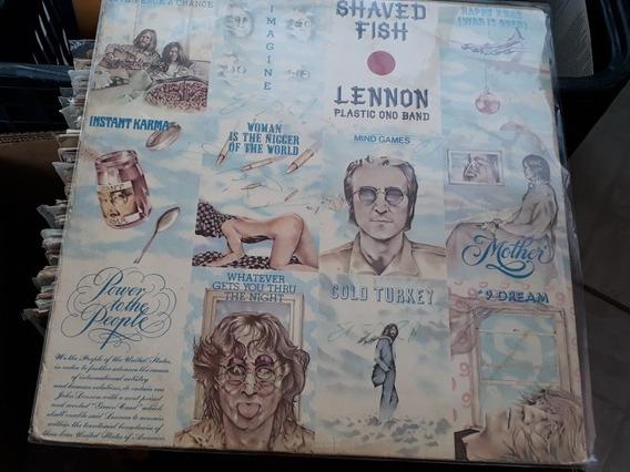 Lp John Lennon Plastic Ono Band - Shaved Fish