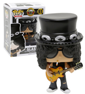 Funko Pop! #51 Slash Guns And Roses Original