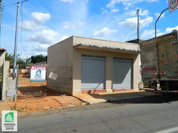 Aluguel Loja Com Terreno 300 Mts² - 5458